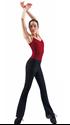 Obrázek Taneční kalhoty LISA
